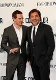 Michael Fassbender and Javier Bardem