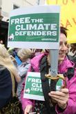 Celebrities, Free and Greenpeace