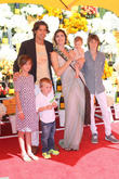 Nacho Figueras, Delfina Blaquier, Kids, Will Roger's Polo Grounds