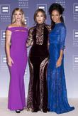 Teri Polo, Jennifer Lopez, Sherri Saum, Washington Convention Center