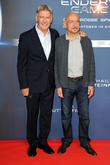 Harrison Ford and Ben Kingsley