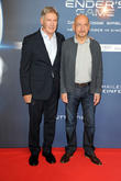 Harrison Ford, Ben Kingsley, Hotel Adlon