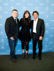 Don Hardy, Dana Nachman and Sean Penn