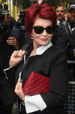 Sharon Osbourne Threw Up On Talk Show Co-host At First Meeting