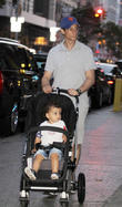 Anthony Weiner and And His Son Jordan