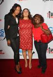 Aisha Tyler, Angelica McDaniel and Sheryl Underwood