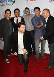 Christian Leblanc, Ignacio Serricchio, Joshua Morrow, Steve Burton and Guests