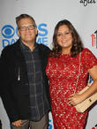 Drew Carey and Angelica Mcdaniel