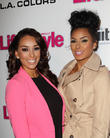 Gloria Govan and Laura Govan