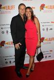 Jay Cohen and Lisa Vidal
