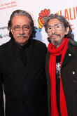 Edward James Olmos and Pablo Ferro
