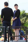 Ginnifer Goodwin and Mario Lopez