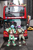 Raphael, Michelangelo, Donatello and Leonardo