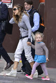 Sarah Jessica Parker and Tabitha Broderick