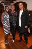 Lupita Nyong'o, Felicia Gaston and ?