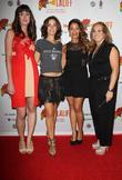 Courtney Andrialis, Ana Ortiz, Gina Rodriguez and Nicole Gomez Fisher
