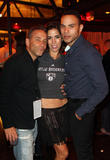 Jay Cohen, Ana Ortiz, Guest, Beso Restaurant