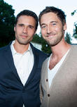 Ryan Eggold and Brett Dalton
