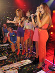 The Saturdays, Mollie King, Una Healy, Vanessa White, Rochelle Humes, G-A-Y at Heaven