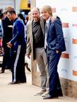 Woody Harrelson, Owen Wilson, Westwood Village Theatre