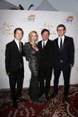 Ty Gretzky, Janet Gretzky, Wayne Gretzky, Robinsons-May Lot