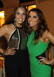 Eva Longoria and Davida LaHood