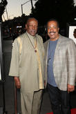 Lou Gossett Jr. and Robert Gossett