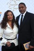 Debbie Allen and Norm Nixon