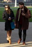 Elizabeth Hurley and Liz Hurley