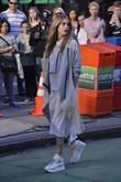 Cara Delevingne DKNY Photoshoot