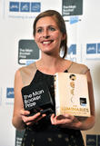 Booker Prize, Eleanor Catton and Author Of The Luminaries