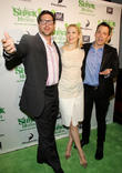 Christopher Sieber, kelly Rutherford and John Tartaglia