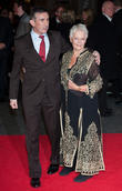 Steve Coogan and Dame Judi Dench