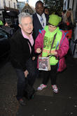 Louis Walsh and Tania Mcintosh
