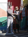 Darren Legallo and Amy Adams