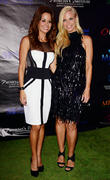 Brooke Burke and Alexia Echevarria