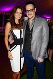 Brooke Burke and David Brady