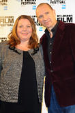 Ralph Fiennes and Joanna Scanlan