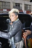 TLC leaving the Wendy Williams show
