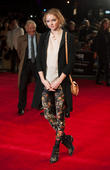 Lily Cole Hides Identity With Balaclava-style Hat