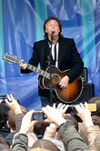 Paul Mccartney Revives Beatles Hits For First One On One Show