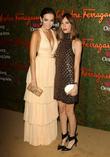 Freida Pinto and Gia Coppola