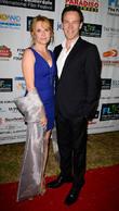 Lea Thompson and Stephen Moyer