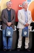 Robert De Niro and Michael Douglas