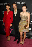 Kate Beckinsale, Len Wiseman and Lily Mo Sheen