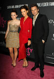 Kate Beckinsale, Lily Mo Sheen and Len Wiseman