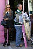 Paris Hilton and Guest