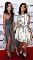 AnnaLynne McCord and Chloe Flower