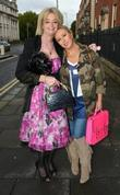 Lauren Harries and Danielle Meagher