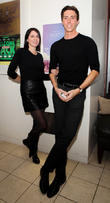 Sadie Frost and Ben Charles Edwards